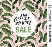 floral flyer  discount voucher  ...   Shutterstock .eps vector #660412495