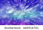 abstract blue background.... | Shutterstock . vector #660416761