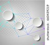 vector illustration. global...   Shutterstock .eps vector #660439219