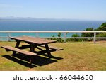 Ocean View With Picnic Table