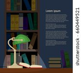 Retro Green Desk Lamp With...