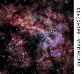 Small photo of Westerlund 2 is an obscured compact young star cluster in the Milky Way. Super star cluster in the constellation Carina. Elements of this image furnished by NASA.