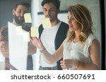 start up team | Shutterstock . vector #660507691