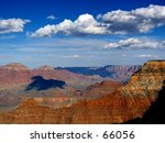 view from mather point  grand... | Shutterstock . vector #66056