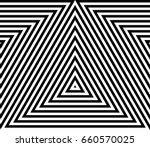 geometric art pattern... | Shutterstock .eps vector #660570025