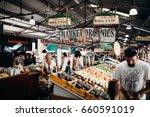melbourne  australia   march ... | Shutterstock . vector #660591019