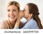 people  trust and family... | Shutterstock . vector #660599704
