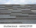 close up view on asphalt... | Shutterstock . vector #660622939