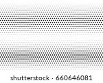 abstract halftone dotted... | Shutterstock .eps vector #660646081