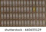 paper clip.   Shutterstock . vector #660655129