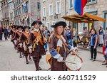 montreal  quebec  canada   may... | Shutterstock . vector #660711529