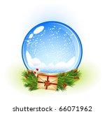christmas mail | Shutterstock .eps vector #66071962
