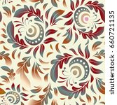 art deco style  trendy vintage...   Shutterstock . vector #660721135