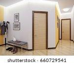 modern urban contemporary... | Shutterstock . vector #660729541