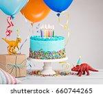 Childs Birthday Party Scene...