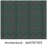 Zigzag Pattern   Illustration...