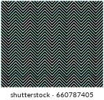 Zigzag Pattern   Illustration...