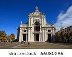 Basilica Of Santa Maria Degli...