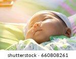 morning sunshine good for the... | Shutterstock . vector #660808261