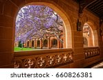 interesting angle view looking...   Shutterstock . vector #660826381