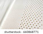 nature para latex pillow and... | Shutterstock . vector #660868771