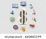 infographics web design  for...   Shutterstock .eps vector #660882199