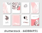hand drawn vector of an... | Shutterstock .eps vector #660886951