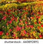 Garden In Pamukkale Turkey...
