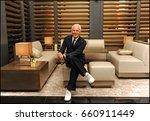 june 2015   giorgio armani... | Shutterstock . vector #660911449