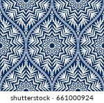 luxury old fashioned damask... | Shutterstock .eps vector #661000924