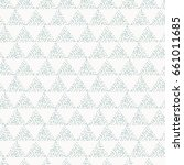 seamless geometric pattern | Shutterstock .eps vector #661011685
