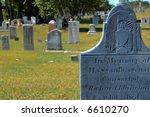 Consort Grave