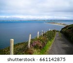 coast ireland | Shutterstock . vector #661142875
