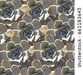 Small photo of flowers pattern texture