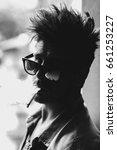 portrait of handsome man in...   Shutterstock . vector #661253227