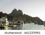 san carlos  mexico   june 8 ... | Shutterstock . vector #661255981