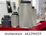new intake gas and  air and oil ... | Shutterstock . vector #661296529