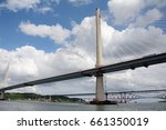 firth of forth  scotland   june ... | Shutterstock . vector #661350019