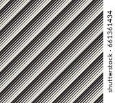 line halftone gradient effect.... | Shutterstock .eps vector #661361434