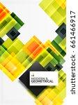 corporate vector business... | Shutterstock .eps vector #661466917