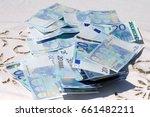 Banknotes For Twenty Euros
