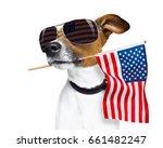 Jack Russell Dog Celebrating ...