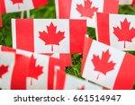 canada 150  canada flag  canada ... | Shutterstock . vector #661514947