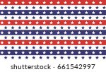 american president day abstract ... | Shutterstock .eps vector #661542997