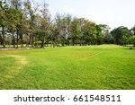 parks   garden | Shutterstock . vector #661548511