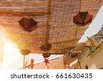 Decorative Umbrellas Hanging...