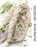 Stock photo young herring 66165256