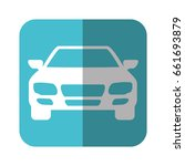 car icon image | Shutterstock .eps vector #661693879