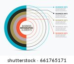 infographic elements | Shutterstock .eps vector #661765171