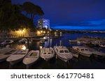 opatija  croatia   june 7 ... | Shutterstock . vector #661770481